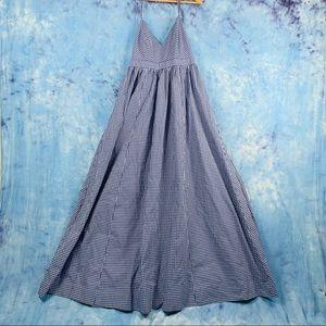Dresses & Skirts - J. Crew gingham maxi dresss
